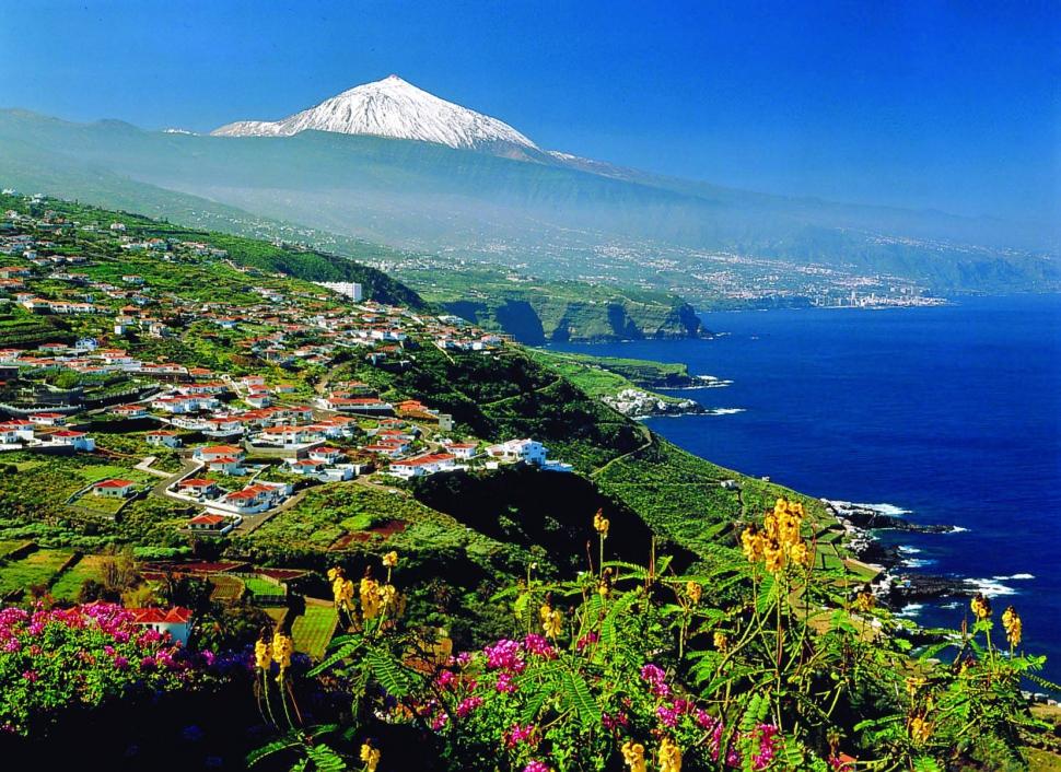 Отдых на Канарах! Тенерифе - остров вечной весны -от 31060 рублей!