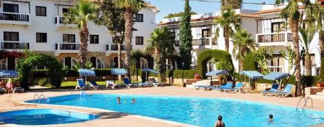 LYSITHEA BEACH HOTEL APTS