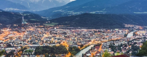 EXC. EXPRESS AUSTRIA: INNSBRUCK PLUS