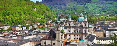 EXC. EXPRESS AUSTRIA: SALZBURG+VIENNA