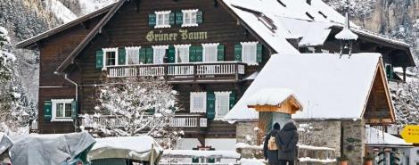 GRUENER BAUM HOTELDORF