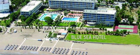 BLUE STAR HOTEL & BUNGALOWS