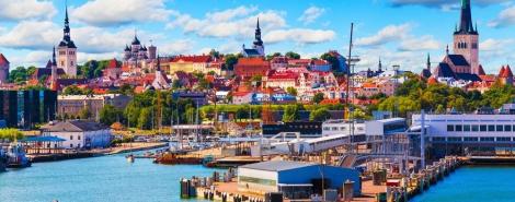 BALTIC HOLIDAYS RIGA + TALLINN STANDARD