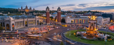 CITY EXPRESS BARCELONA STANDARD 7 NIGHTS