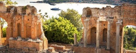 CLASSIC TOUR OF SICILY (CATANIA)