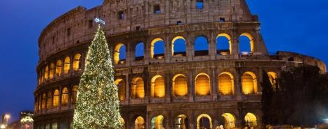 NEW YEAR: ROME+TERRACINA