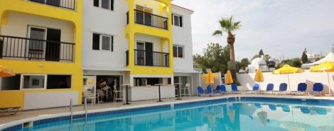 FLORA MARIA HOTEL APTS