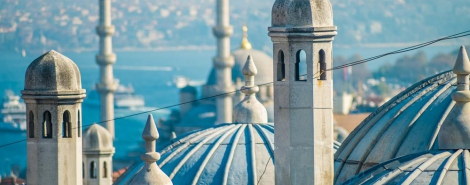 ISTANBUL CLASSIC TOUR 5* - 6 NIGHTS