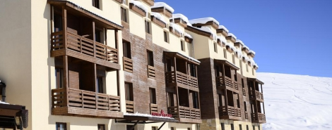 ALPINA HOTEL GUDAURI