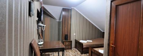 ARAGVI HOTEL
