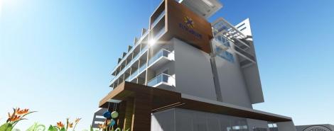 GAIA SUN N BLUE HOTEL