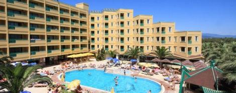 HOTEL ESRA FAMILY SUITES