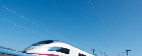 BARCELONA-MADRID BY HIGH-SPEED TRAIN ON SATURDAY FORTE 3*