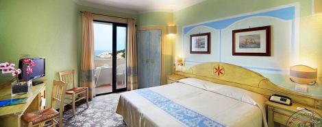 GRAND HOTEL SMERALDO BEACH (BAIA SARDINIA)