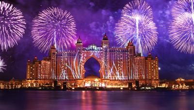 новый год ОАЭ