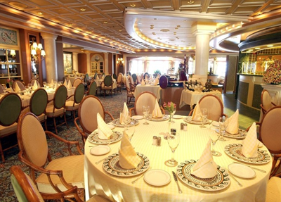 crown princess 5 лайнер