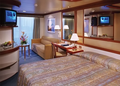 crown princess 5 круизный лайнер