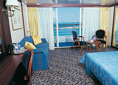 emerald princess круизный лайнер